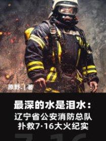 最深的水是泪水:辽宁省公安消防总队扑救7·16大火纪实